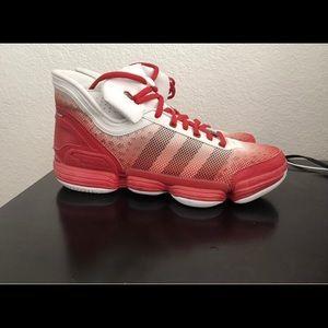 Adidas TS Heat Check Mens Basketball Shoe Size 13